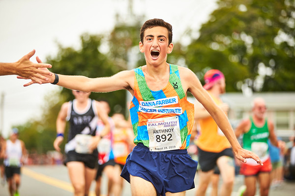 2019: Falmouth Road Race