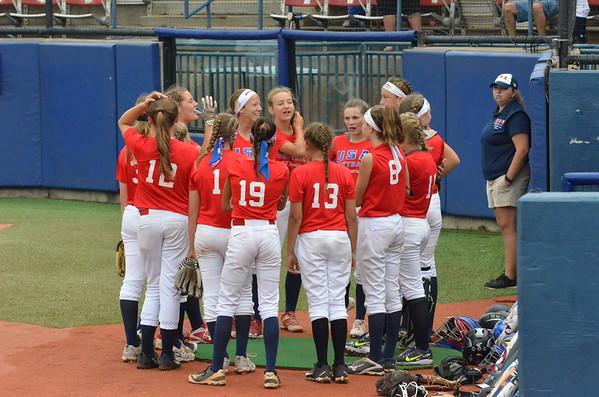 Region 6 team red Stadium game 7/1/18