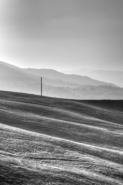 Hills - Viano, Reggio Emilia, Italy - October 22, 2012