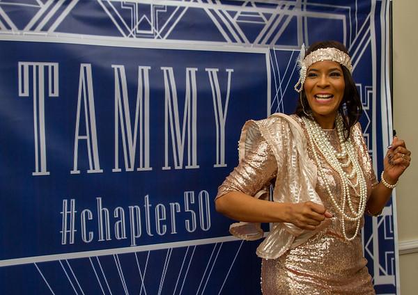 Ms Tammy's 50th