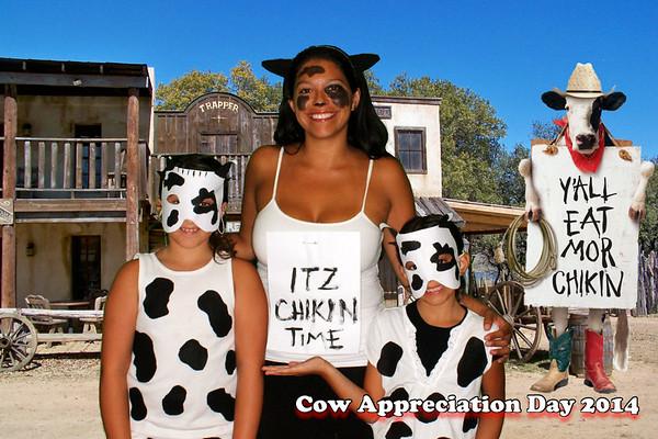 Cow Appreciation Arlington