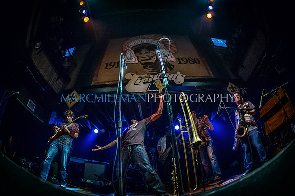 Trombone Shorty & Orleans Avenue @ Instruments A Comin' (Tipitina's- Mon 4/30/12)