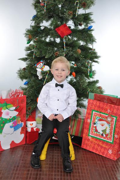 Jordan and Adam's Christmas Photos