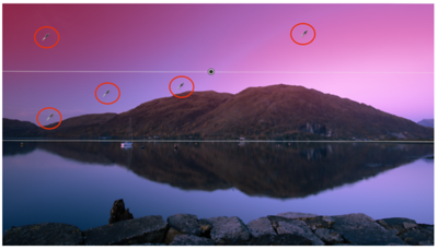 Lightroom - How To  Use Gradient Filter Masks