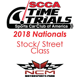 2018 SCCA TT Nats Cars of the Stock Street Class