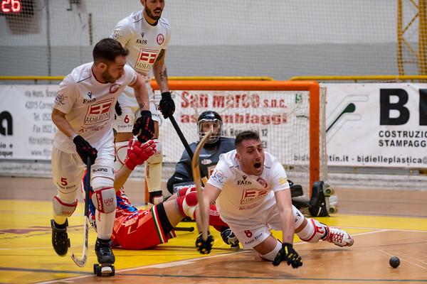 BDL Correggio Hockey vs Edilfox Grosseto