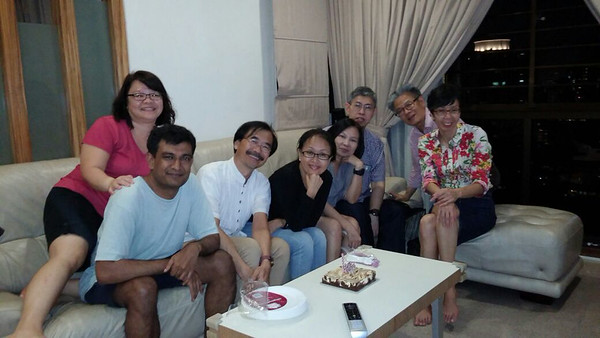 At June's Home (12 Sep 2014)