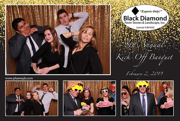 8th Annual Black Diamond Kick-off Banquet