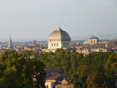 Roma: prove dall'Aventino