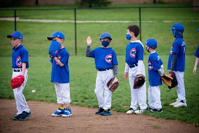 Machine Pitch Baseball May 3 2021