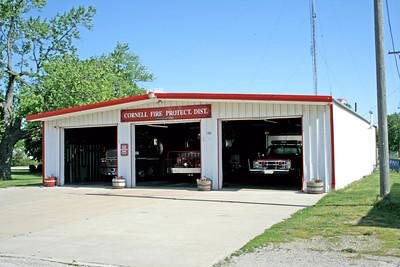 CORNELL FIRE DEPARTMENT