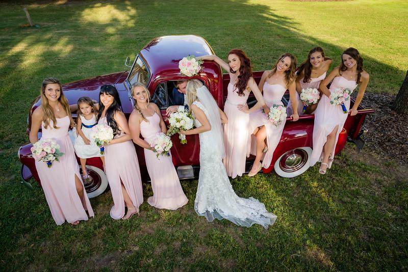 Stephanie & Dustin's Wedding