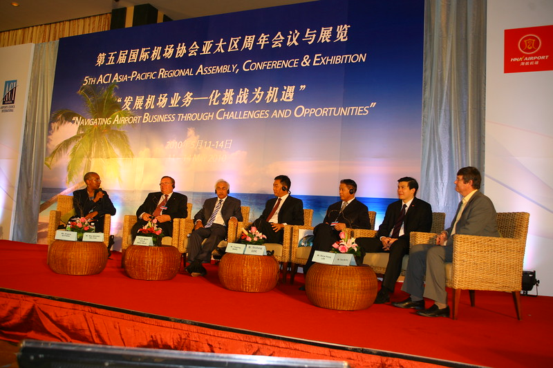 2010-2 CEO Forum during the Regional Conference in Sanya, China, May 2010
