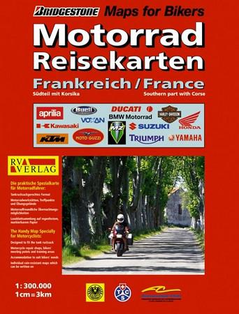 Motorrad Reisekarten
