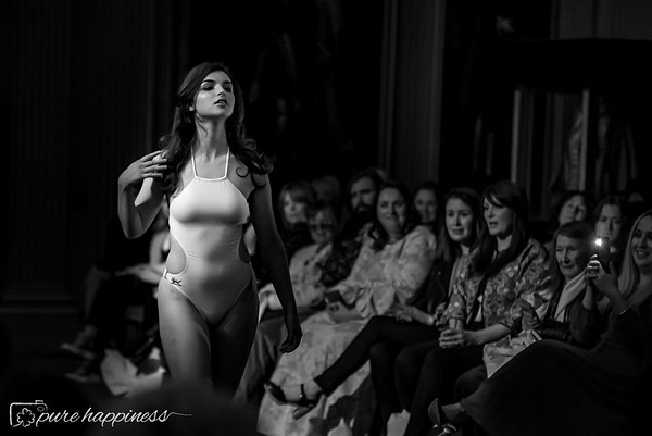 York Fashion Week 2019 - Scott Henshall