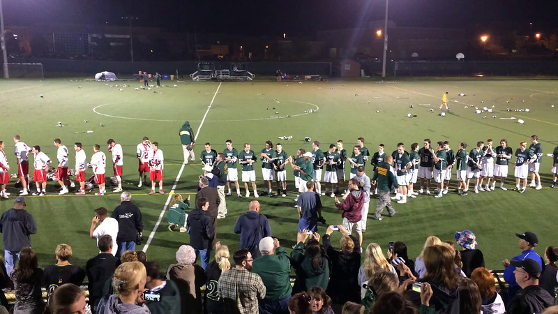 2014 Emmaus LAX District Champions over Parkland