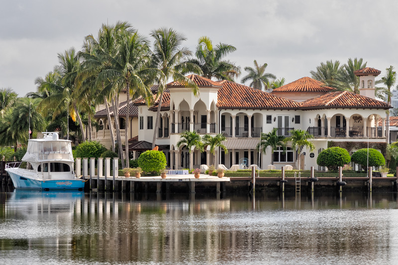 The Lifestyle on Seven Isles