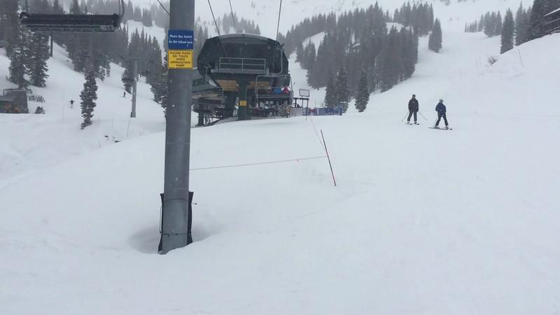 Skiing Salt Lake City 2015
