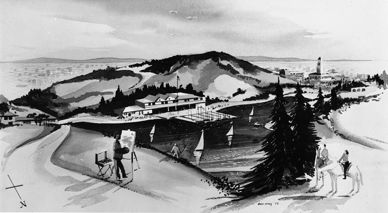 1958, Proposed Lake