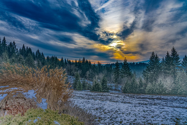 Southern Washington, White Salmon, Columbia River Gorge