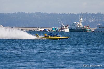 Seafair Hydroplanes 2008