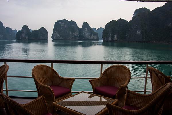 Emeraude classic/ Bhaya. Halong bay .Vietnam