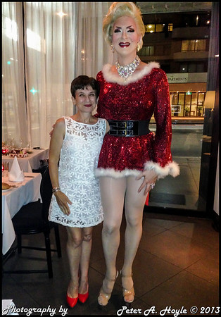 Christmas Eve with Carol at Claires Kitchen - 24th Dec 2013