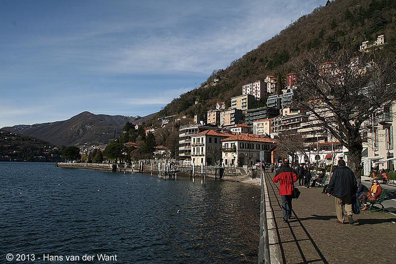 21 march 2013, Lago di Como