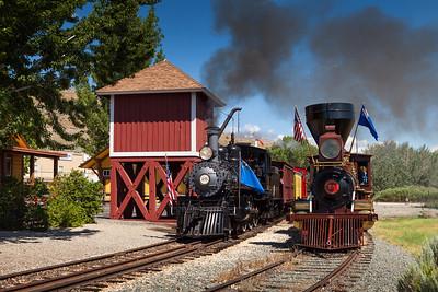 Nevada State Railroad Museum | Carson City