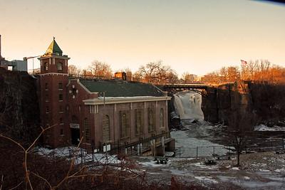 The Great Paterson Falls 1-7-14 ( Polar Vortex)