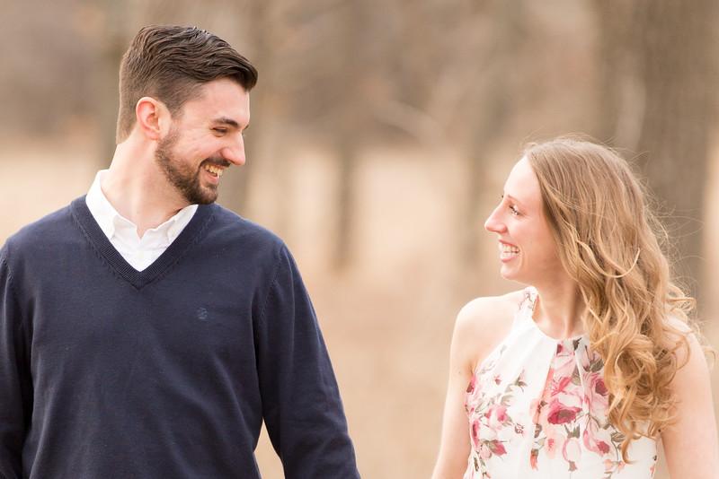 Kaleb and Shondra Engagement