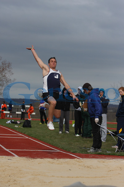 Track and Field @ Geneseo 04/23/11