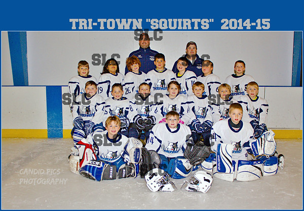 SQUIRTS 2014-15