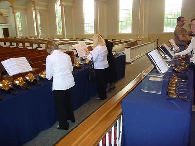 04-25 - SFUMC Handbell Choir - Smyrna, GA
