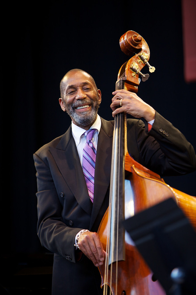 Ron Carter at the Nice Jazz Festival 2012 2