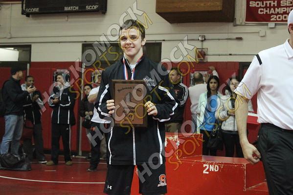 Hockomock Wrestling Championships - 01/31/15
