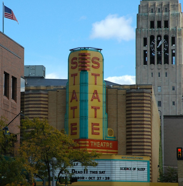 State Street Theatre - Ann Arbor, Michigan