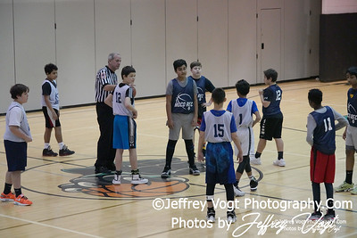 2/1/2020 7th Grade Montgomery County Recreation Basketball, Up County Rec Basketball Team Sesame Street vs Future Stars at Kingsview Middle School, Photos by Jeffrey Vogt Photography