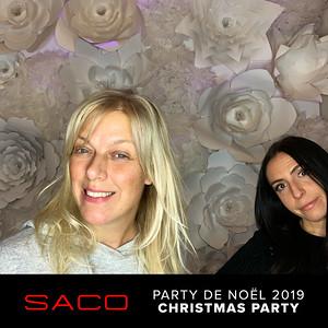 SACO Christmas Party 2019