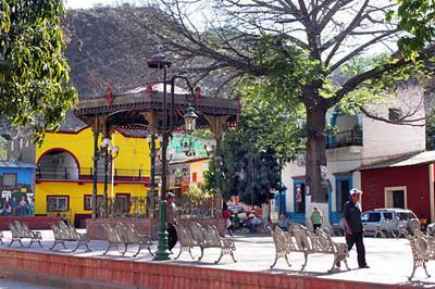 Slideshow - Batopilas Town