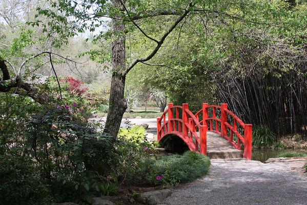 Birmingham botanical Garden 4/6/08