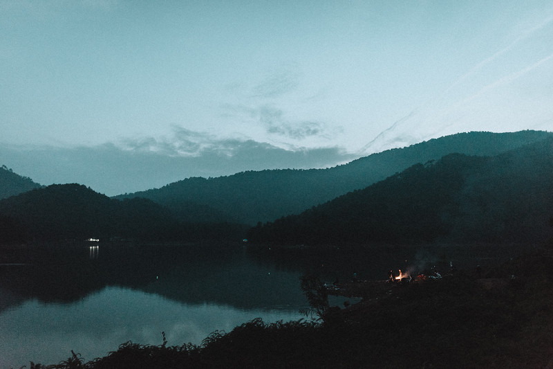 Ham Lon mountain - Soc Son Province - Vietnam