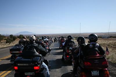 7th Navajo/Hopi Honor Run Day 3