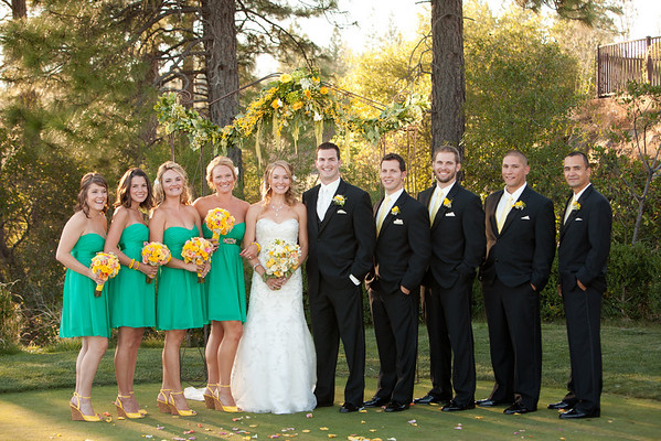 Parisi-Bridal Party