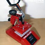 SKU: H-PRESS/PEN, Heatware Sublimation Pen Press Heat Press Machine with 6 Pen Placement Slots