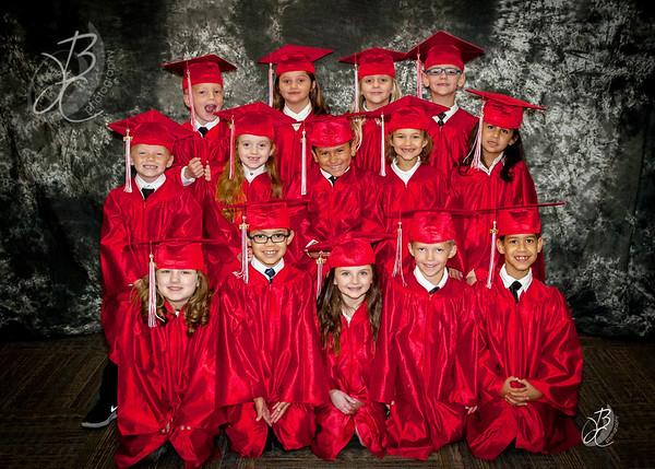 KCS Kindgergarten Grads 17
