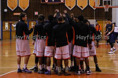 Boys Basketball South County 2/24/14