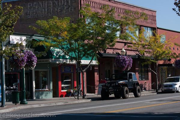 couer d'alene & spokane september 2010