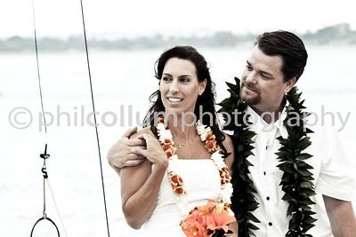 Bride, Groom and Wedding Party Portraits