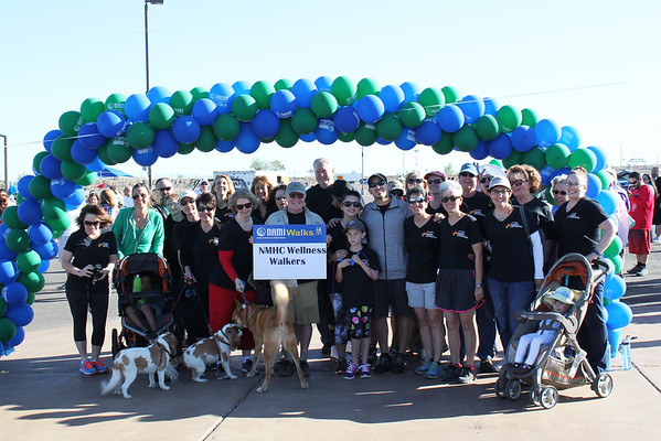 Nami Walk 2016 Teams